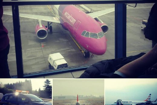 3 different places in one photo... #throwback #airport #part1 #love #airportsecu...