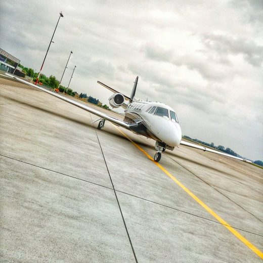 Group of clients of a @bohemia_vip Airport transfer service  safely boarded thei...