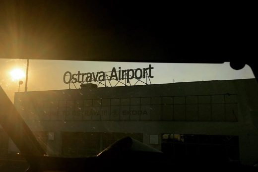 Very Good morning Ostrava,#ostrava #ostravaairport #sunrise #happy #goodvibes #a...
