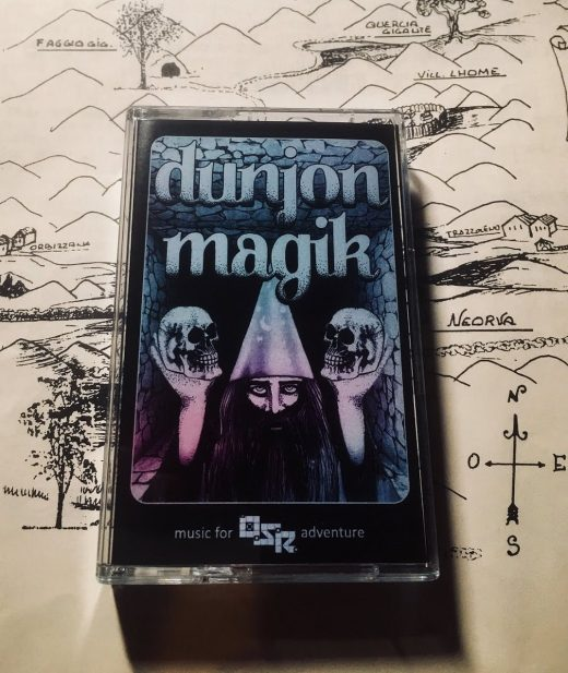 3 copies of this left at HDK Bandcamp. Enjoy creepy dungeon-synth from high-leve...