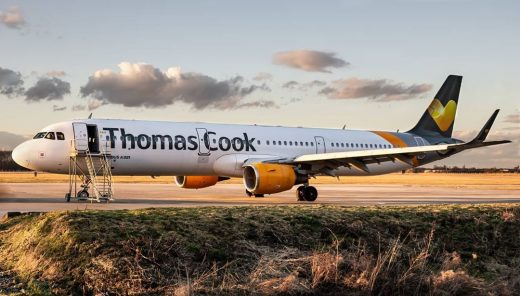 A321-211 Thomas Cook Airlines OSR/LKMT G-TCDD 18.02.2020  #A321 #airbuslovers #A...