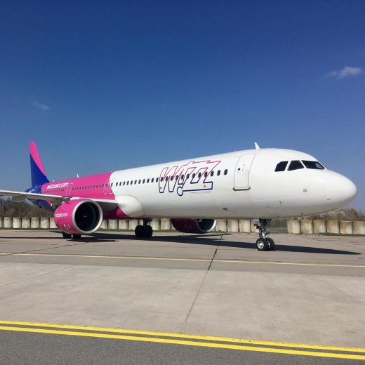 #a321neo #wizzair #flyfromped #airportpardubice #letistepardubice #airbus...